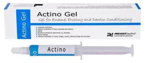 Dental Antimicrobal Etching - Actino Gel Intro Pack ()