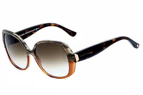 Sunglasses Balenciaga 0095/S 00K1 Brown Horn Dark Havana