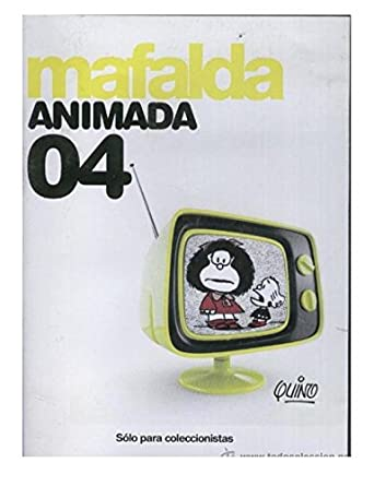 MAFALDA animada: Amazon.es: Personajes animados, Quino: Cine y Series TV