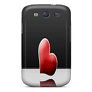 Galaxy S3 Well-designed Hard Cases Covers Protector Black Friday