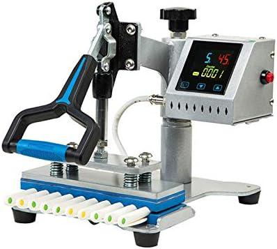 Pen Printing Machine vinmax 10Pcs Digital Pen Heat Press Machine for for Ball-Point Pen Heat Transfer Printing Equipment