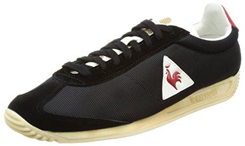QUARTZ VINTAGE classic blue/real teal 16/17 Le Coq Sportif BLACK / VINTAGE RED
