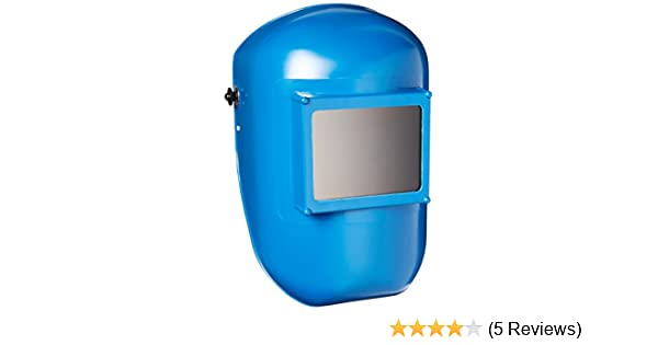 Fibre-Metal 280-990BE Tigerhood Classic Welding Helmets, #10, 4 1/2