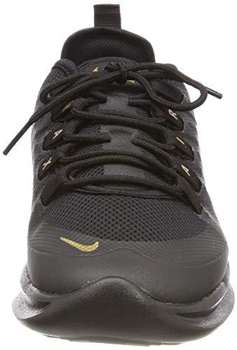 Gold Scarpe Nike black 007 Fitness Da Max Air Multicolore metallic metallic Axis Donna Gold UUqgTSxZw