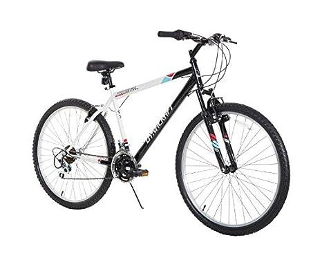 "Review Dynacraft Speed Alpine Eagle Mens Road/Mountain 21 Speed Bike 26"""", Black/White"