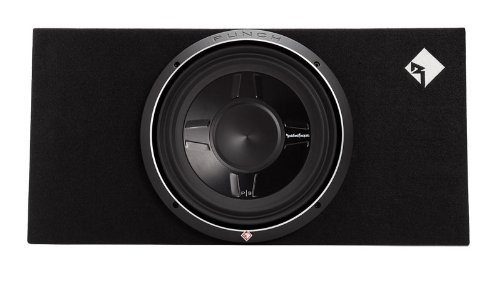 (Rockford Fosgate Punch P3S-1X12 P3S Single 12