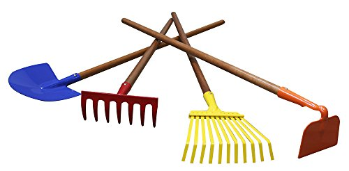 SPAI Kids Garden Tools Set, 7/8