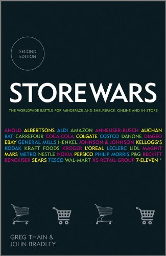 Store Wars: The Worldwide Battle for Mindspace and Shelfspace, Online and In-store ebook