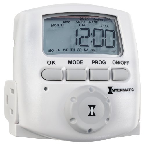 Intermatic DT620CL 15 Amp Indoor Astronomic Digital Timer
