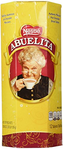 Nestle Abuelita Authentic Mexican Chocolate Drink Mix, 2.38 Lb (1.08 ()