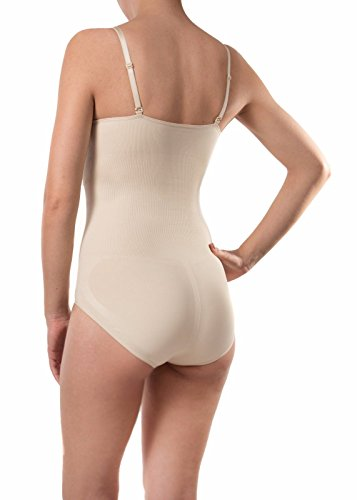 bestsale4you - Body - para mujer Beige