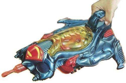 Man of Steel Flight Speeders Exclusive Deluxe Superman Strike Ship