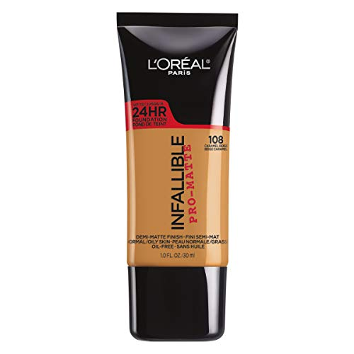 LOreal Paris Infallible Foundation imperfections