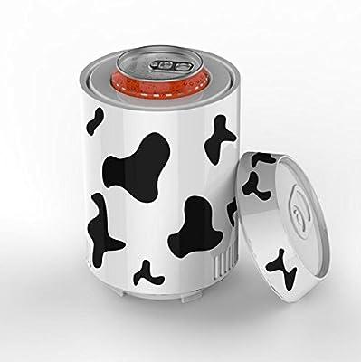 USB Powered Mini Fridge Cooler Freezer Cooler box bottle Can Refrigerator for Beverage, Drink, Beer
