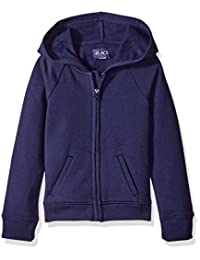 The Children's Place girls Uniform Hoodie