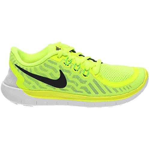 5 Nike Kids 0 Unisex Black Trainer Free Volt rpwpxq75