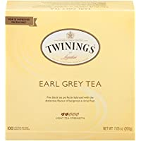 100-Count Twinings Tea (Earl Grey)