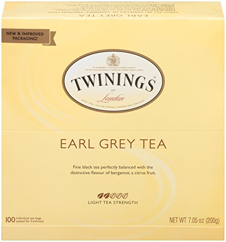 arl Grey Black Tea Bags, 100 Count ()