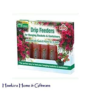 Fito Drip Feeders for Hanging Baskets and Containers