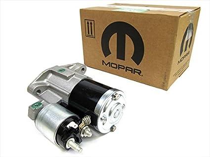 Mopar 5604 4735AC, Starter Motor