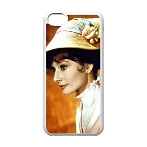 MEIMEIC-EUR Print Audrey Hepburn Pattern Hard Case for iphone 6 plus 5.5 inchMEIMEI