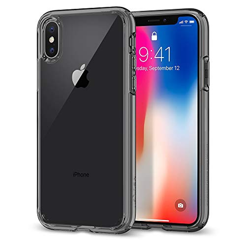 Spigen Ultra Hybrid Designed for Apple iPhone Xs Case (2018) / Designed for Apple iPhone X Case (2017) - Space Crystal ()