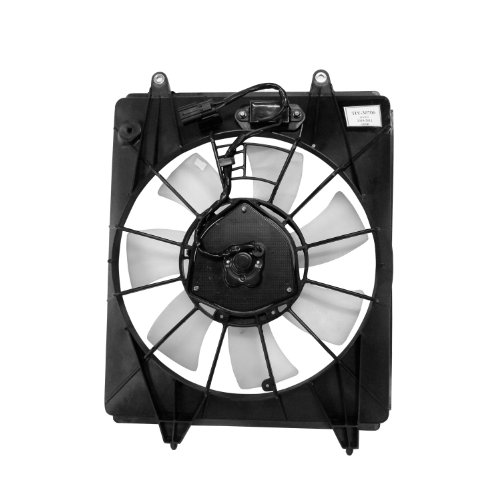 TYC 611330 Honda CR-V Replacement Cooling Fan Assembly