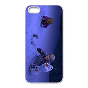 Frozen practical fashion lovely Phone Case for iPhone 5S(TPU)