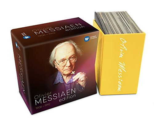 Olivier Messiaen - 20th Anniversary edition