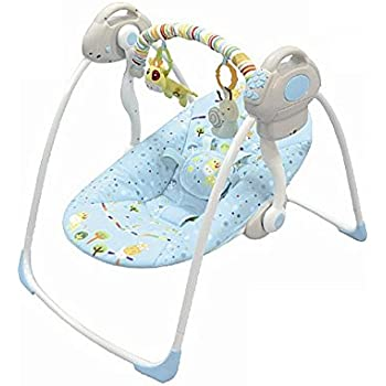 Amazon Com Electric Baby Swing Chair Baby Rocking Chair
