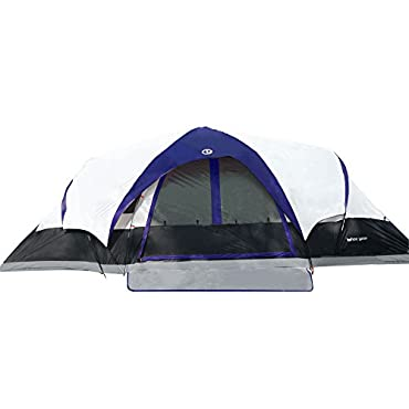 Tahoe Gear Manitoba 14-Person Camping Tent (TGT-MANITOBA-14-B)