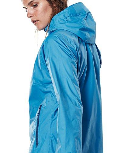 Mujer Berghaus Light Chaqueta Campanula Deluge Impermeable nUFPIqzU