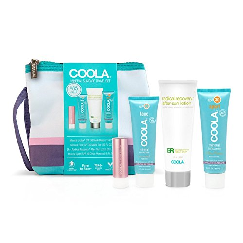 COOLA - 4 Piece Signature Mineral Travel Set