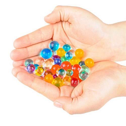 Amazon.com: Crystal Soil - 10000pcs Bag Home Decor Pearl ...
