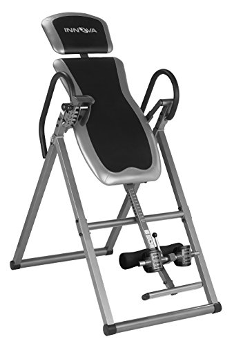 Innova ITX9600 Heavy Duty Inversion Table with Adjustable Headrest & Protective - Old For Warehouses Sale