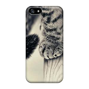 Forever Collectibles Animals Cats Cat Paws Hard Snap-on For SamSung Note 4 Phone Case Cover
