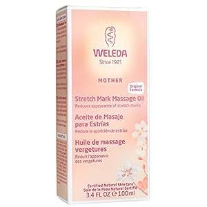 WELEDA Stretch Mark Massage Oil, 100ml