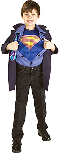 Boys - Clark Kent Superman Reverse Md Halloween Costume for $<!--$14.91-->
