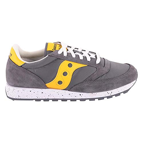 MainApps 257 Yellow n Saucony Scarpe 43 Grey Jazz'O F81 qCU8Sw