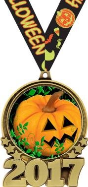 Crown Awards Halloween Medals 3