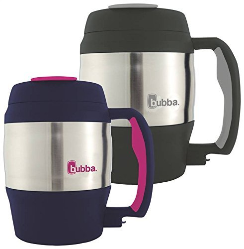 Bubba 1953388 Keg Beverage Holder Assorted Colors, 52 oz, Black/Navy