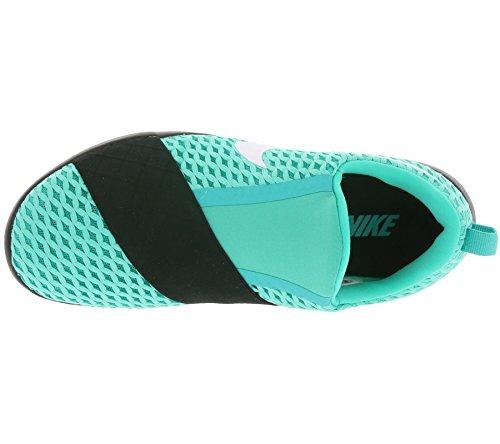 Nike 843966-300 - Zapatillas de deporte Mujer Azul (Clear Jade/White-Black)