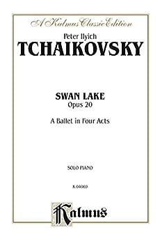 Kalmus Swan Lake cover