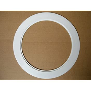 6 inch recessed can light over size trim ring amazon 6 inch recessed can light over size trim ring aloadofball Choice Image
