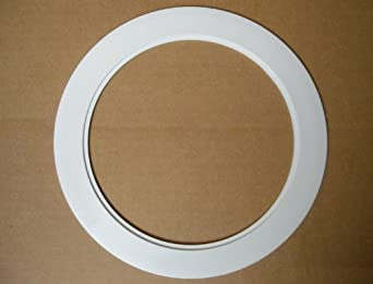 6 inch recessed can light over size trim ring amazon mozeypictures Choice Image