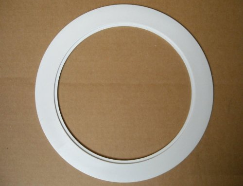 "6"" Inch Recessed Can Light Over Size Trim Ring"