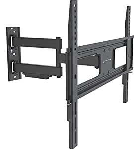 gforce gf p1124 1096 full motion tilt swivel tv wall mount for most 37 70 tvs. Black Bedroom Furniture Sets. Home Design Ideas