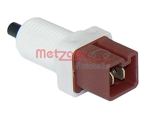 Metzger 0911051 Interruptor, embrague (Control del Motor de accionamiento)