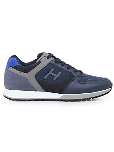 I Sneakers Hogan 2018 Nuova Grigio Collezione 7 19 A Blu H321 CfHxHqwa0