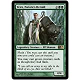 Magic: the Gathering - Yeva, Nature's Herald (197) - Magic 2013